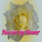 u r my flower